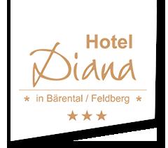 Hotel Diana Feldberg-Bärental im Schwarzwald Logo